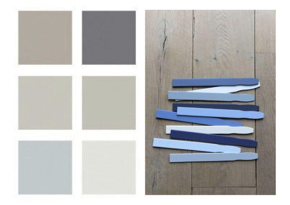 Denim drift il colore del 2017 arreda con sara for Palette di colori per pareti