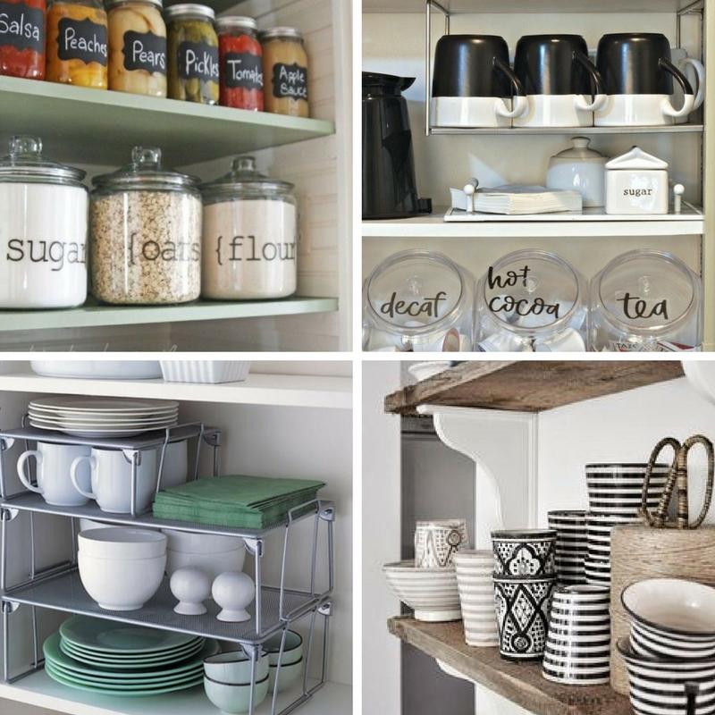 Organizzare la cucina le basi arreda con sara - Organizzare la cucina ...
