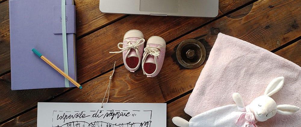 Il mio primo anno da mamma freelance, 8 consigli per (soprav)vivere alla grande