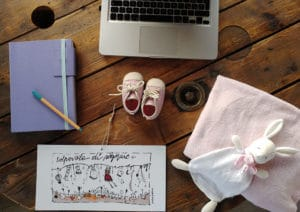 Consigli per organizzare la vita di una mamma freelance