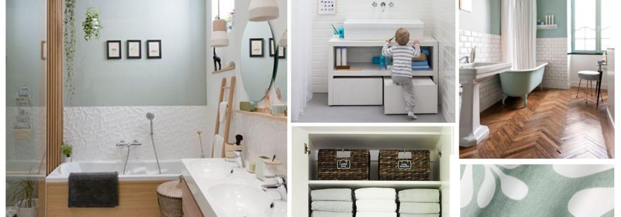 Come arredare un bagno piccolo tra colori e soluzioni smart - Arredare il bagno piccolo ...
