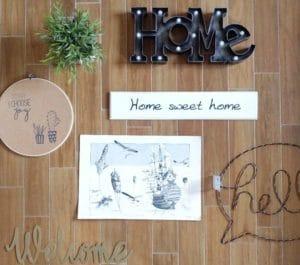 Personalizza gli ambienti della tua casa in affitto con una serie di complementi d'arredo