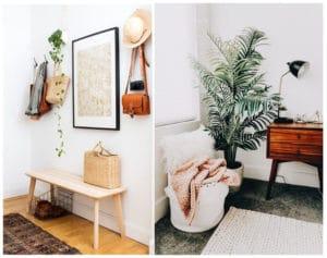 Lo stile boho chic all'interno degli spazi di casa, la nuova tendenza