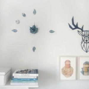 Come decorare le pareti di casa con un orologio