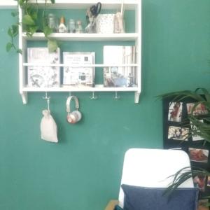 Verde Sikkens, piattaia Ikea, le idee innovative di una craftroom immersa nel verde