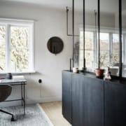 Come dividere un ambiente con una parete vetrata
