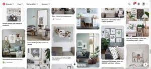 Utilizzare Pinterest per individuare il proprio stile di casa