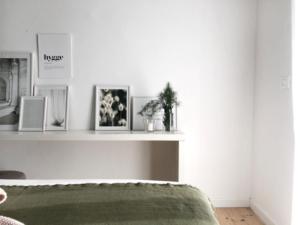 Rinnovare la camera da letto con le stampe fotografiche