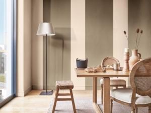 Sikkens abbina il colore brave ground per gli interni
