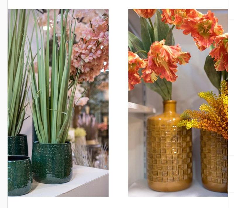 Puntounodecor piante e fiori artificiali